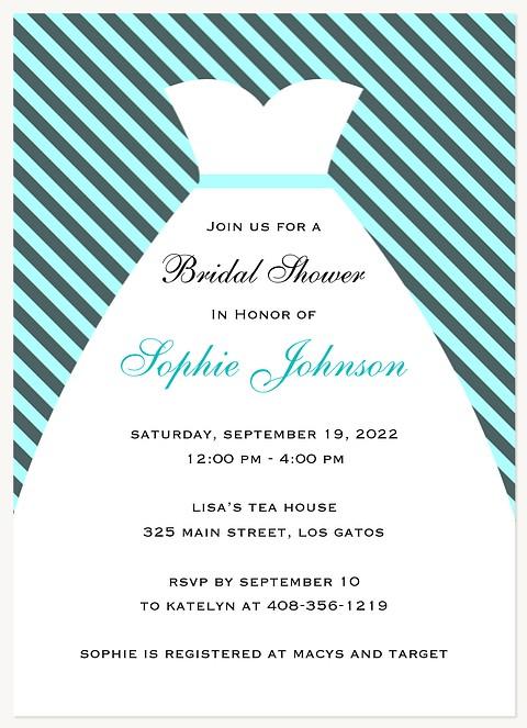 Shower Belle Bridal Shower Invitations